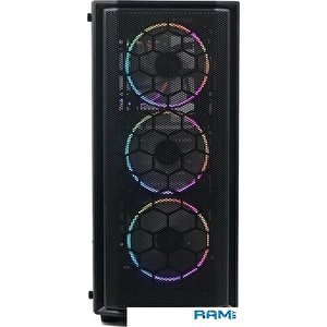 Корпус Powercase Attica Mesh M4 ARGB
