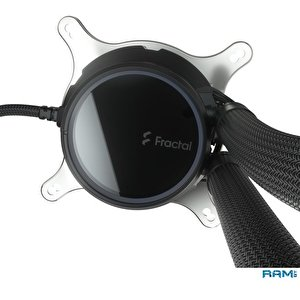 Кулер для процессора Fractal Design Celsius+ S28 Dynamic FD-W-2-S2801