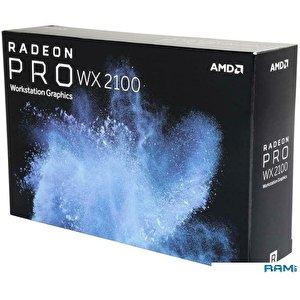 Видеокарта AMD Radeon Pro WX 2100 2GB GDDR5