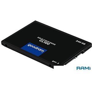 SSD GOODRAM CL100 Gen. 3 120GB SSDPR-CL100-120-G3