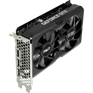 Видеокарта Palit GeForce GTX 1650 Super GP OC 4GB GDDR6 NE6165SS1BG1-166A
