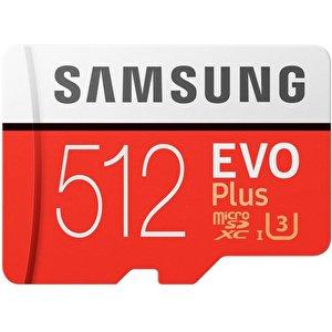 Карта памяти Samsung EVO Plus 2020 microSDXC 512GB (с адаптером)