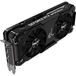 Видеокарта Palit GeForce RTX 3070 JetStream OC 8GB GDDR6 NE63070T19P2-1040J