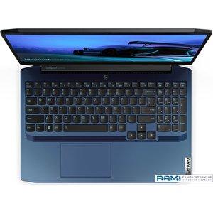 Игровой ноутбук Lenovo IdeaPad Gaming 3 15ARH05 82EY009KRK