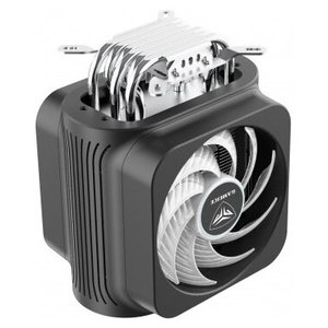 Кулер PCCooler GI-D66A HALO RGB