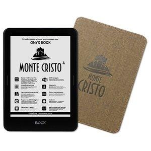 Электронная книга Onyx BOOX Monte Cristo 4 (черный)