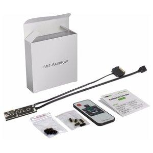 Комплект вентиляторов 3*120мм RGB в комплекте с контроллером GameMAX CL300