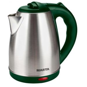 Электрочайник MARTA MT-1083 темный топаз/металл