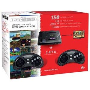 Игровая приставка SEGA Retro Genesis HD Ultra (50 игр)