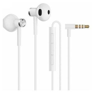 Наушники с микрофоном Xiaomi Dual Driver Earphones Type-C ZBW4434TY (белый)