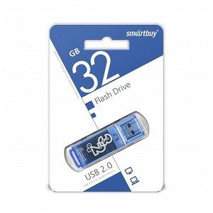 USB Flash Smart Buy Glossy Orange 32GB [SB32GBGS-Or]