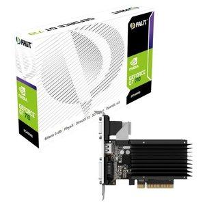 Видеокарта Palit GeForce GT710 (PA-GT710-2GD3H)