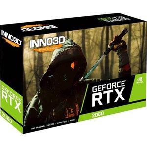 Видеокарта Inno3D GeForce RTX 2080 Gaming OC X3 8GB GDDR6 N20803-08D6X-1180VA24