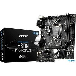 Материнская плата MSI H310M PRO-M2 Plus