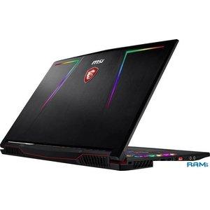 Ноутбук MSI GE63 8SG-229RU Raider RGB