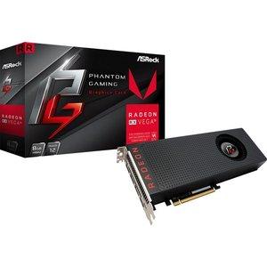 Видеокарта ASRock Phantom Gaming X Radeon RX VEGA 56 8GB HBM2