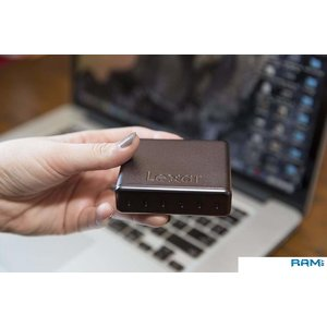 Внешний накопитель Lexar Portable SSD 512GB LRWSSD512TBEU