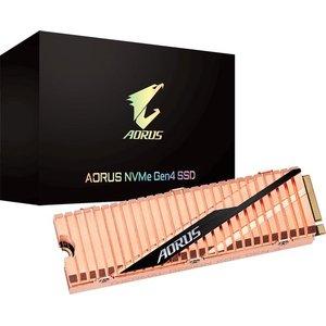 SSD Gigabyte Aorus NVMe Gen4 1TB GP-ASM2NE6100TTTD