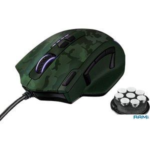 Игровая мышь Trust GXT 155C Caldor (зеленый)