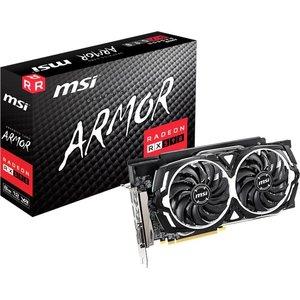 Видеокарта MSI Radeon RX 590 Armor 8GB GDDR5