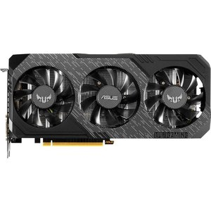 Видеокарта ASUS TUF Gaming X3 GeForce GTX 1660 Ti OC 6GB GDDR6