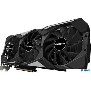 Видеокарта Gigabyte GeForce RTX 2080 Super Gaming 8G GV-N208SGAMING-8GC