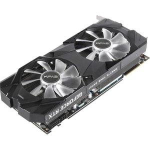 Видеокарта KFA2 GeForce RTX 2080 Super EX 1-Click OC 8G GDDR6 28ISL6MDU9EK