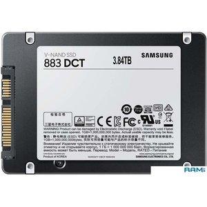 SSD Micron 883 DCT 3.8TB MZ-7LH3T8NE