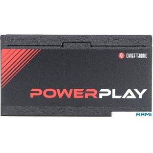 Блок питания Chieftec Chieftronic PowerPlay GPU-650FC