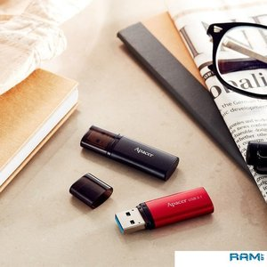 USB Flash Apacer AH23B 16GB (черный)