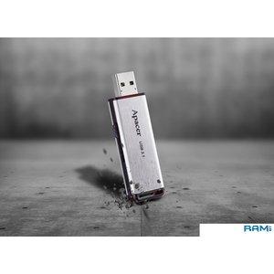 USB Flash Apacer AH35A 64GB (серебристый)