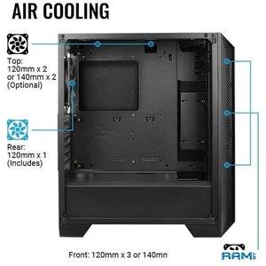 Корпус AeroCool Cylon Pro (черный)