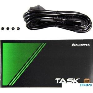 Блок питания Chieftec Task TPS-600S (черный)