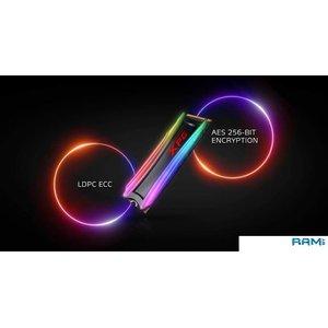 SSD A-Data XPG Spectrix S40G RGB 512GB AS40G-512GT-C