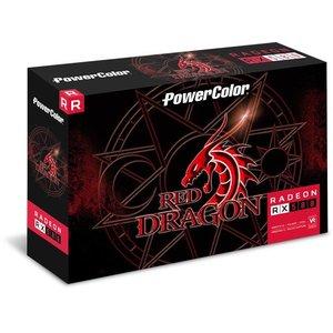 Видеокарта PowerColor Red Dragon V2 OC Radeon RX 580 8GB GDDR5