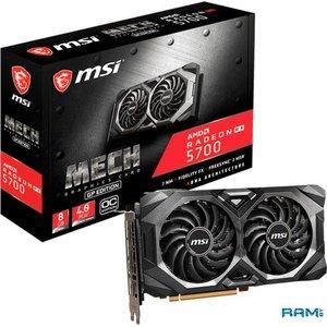 Видеокарта MSI Radeon RX 5700 MECH GP OC 8GB GDDR6