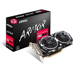 Видеокарта MSI Radeon RX 570 Armor 4GB GDDR5