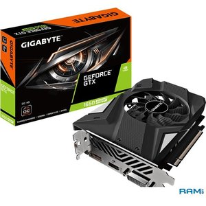 Видеокарта Gigabyte GeForce GTX 1650 Super OC 4GB GDDR6 GV-N165SOC-4GD