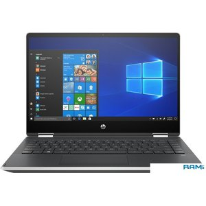 Ноутбук 2-в-1 HP Pavilion x360 14-dh0026ur 7SG66EA