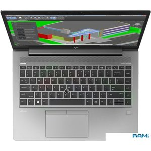 Рабочая станция HP ZBook 14u G5 6TW40ES