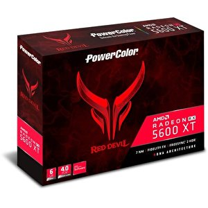 Видеокарта PowerColor Red Devil Radeon RX 5600 XT 6GB GDDR6 AXRX 5600XT 6GBD6-3DHE/OC