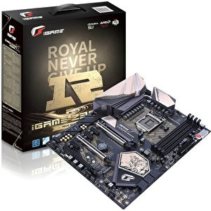 Материнская плата Colorful iGame Z390-X RNG Edition V20