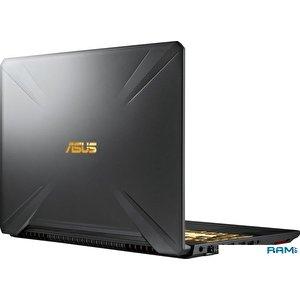Игровой ноутбук ASUS TUF Gaming FX505DU-AL186T