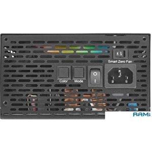 Блок питания Thermaltake Toughpower GF1 ARGB 650W Gold TT Premium TTP-650AH3FCG-U [PS-TPD-0650F3FAGE-1]