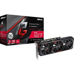 Видеокарта ASRock Radeon RX 5600 XT Phantom Gaming D3 OC 6GB GDDR6