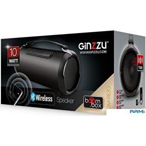 Беспроводная колонка Ginzzu GM-983G