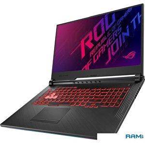 Игровой ноутбук ASUS ROG Strix G G731GT-AU002T