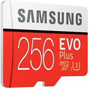 Карта памяти Samsung EVO Plus 2020 microSDXC 256GB (с адаптером)