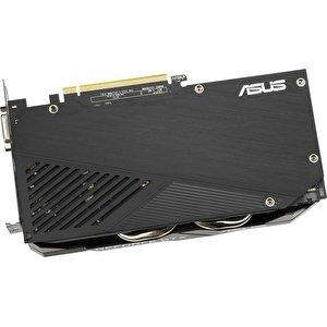 Видеокарта ASUS GeForce GTX 1660 Dual Evo Advanced Edition 6GB GDDR5