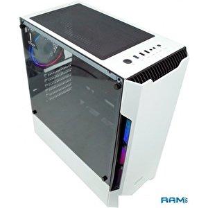 Корпус Powercase Alisio X3 ARGB (белый)